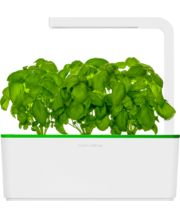 Click and Grow chytrý květináč pro pěstování bylinek zelený kryt