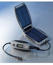 Solárna outdoorová záložná nabíjačka Powermonkey-eXplorer: panely + powerbank 2200mAh (šedá)