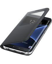 Samsung flipové púzdro S View EF-CG935PB pre Galaxy S7 edge, čierne